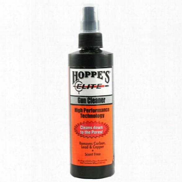 Hoppe's Hoppes Elite Gun Cleaner, 2oz - Carbon - Male - Included