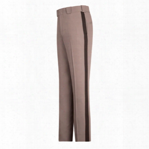 Horace Small Sentry Virginia Sheriff Trouser, Pink Tan/brown Stripe, 28 Waist, 30 Inseam - Pink - Female - Included