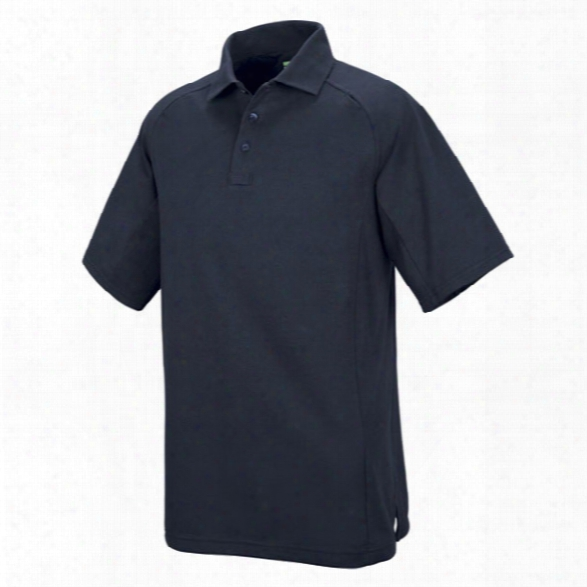Horace Small Special Ops Short Sleeve Polo, Dark Navy, 2x-large - Blue - Male - Included