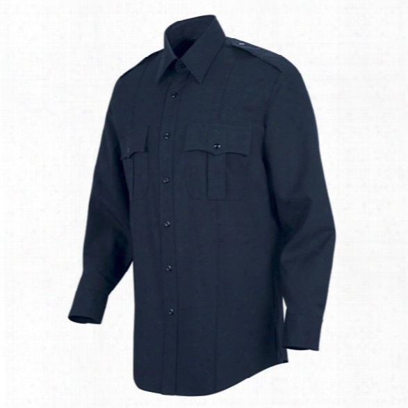 Horace Small Womens New Generation Stretch Long Sleeve Shirt, Dark Navy, 2x-large - Wool - Female - Included