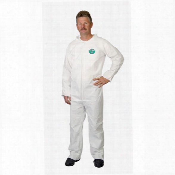 Lakeland Micromax Ns Coveralls, Microporous Film With No Nylon Scrim, 2x-large - Male - Included