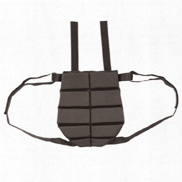 Monadnock Centurion Groin Protector For Centurion Armor, Black - Black - Unisex - Included