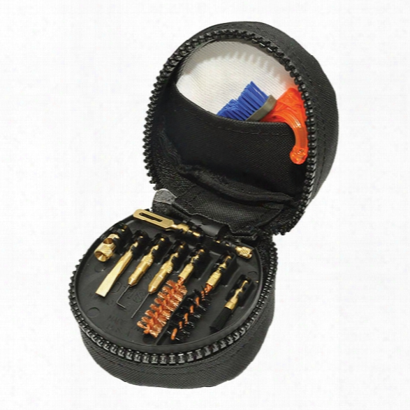 Otis .40 Caliber Pistol Cleaning System - Bronze - Male - Included