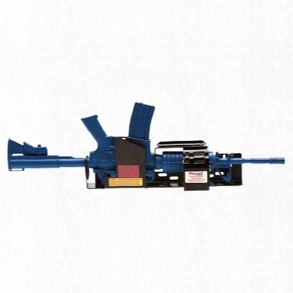 Pro-gard Universal Mount For Semi-auto Shotguns & Remington 1187, Benelli 1201fp, Benelli Super 90, Beretta Semi-automatic, Winchester 1200/1300,& Mos - Unisex