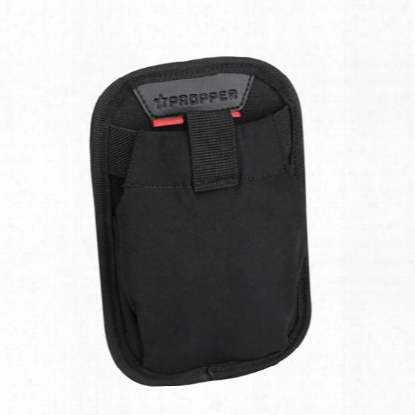 Propper 7x6 Stretch Dump Pocket, Black - Black - Unisex - Included