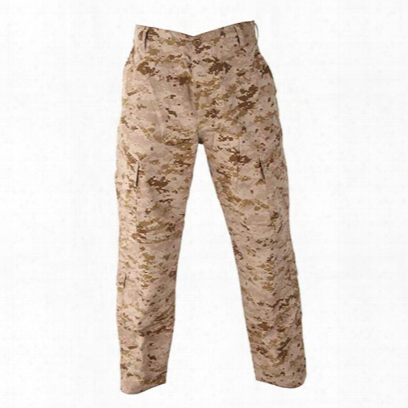 Propper Battle Rip Acu Pant, Desert Digital Camo, 2xl Long - Tan - Male - Included