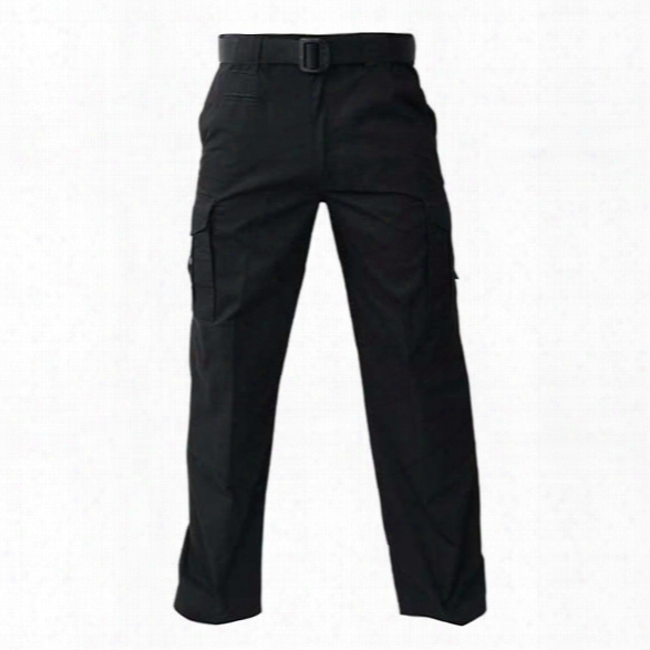 Propper Critical Response Ems P/c R/s Pant, Black, 28 Unhemmed - Black - Female - Included