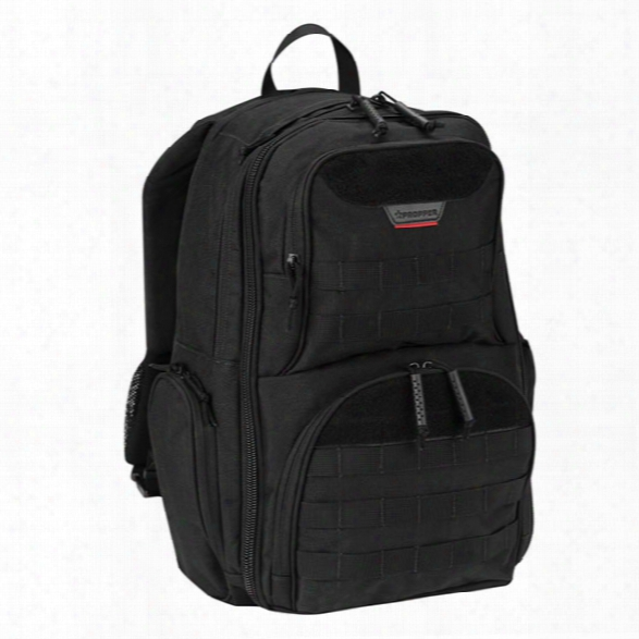 Propper Expandable Backpack, Black - Black - Male - Included