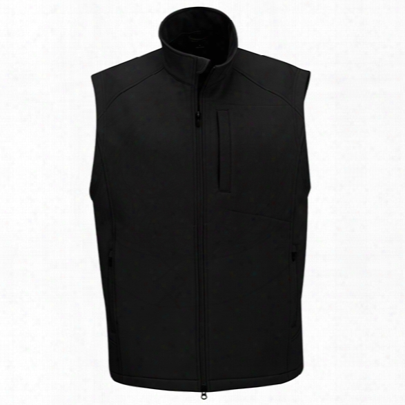 Propper Ls1 Icon Softshell Vest, Black, 2xl - Black - Male - Included