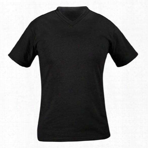 Propper Pack 3 V-neck T-shirts, Black, 2x-large - Black - Male - Included