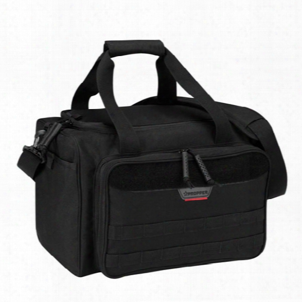 Propper Range Bag, Black - Black - Unisex - Included