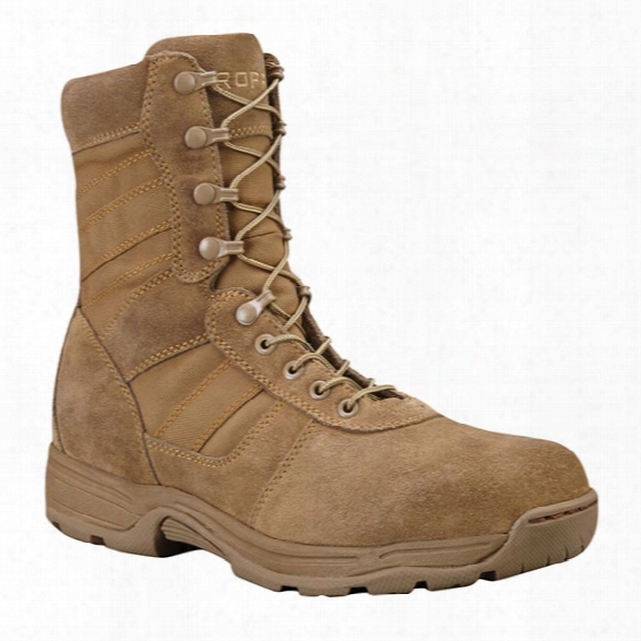 Propper Series 100 8&qu Ot; Boot, Coyote, 10.5 Medium - Unisex - Included