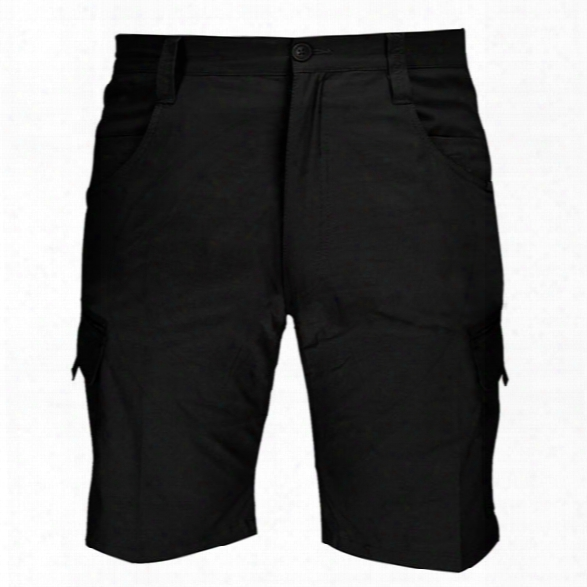 Propper Summerweight Tactical Short, Black, 28 - Black - Male - Included