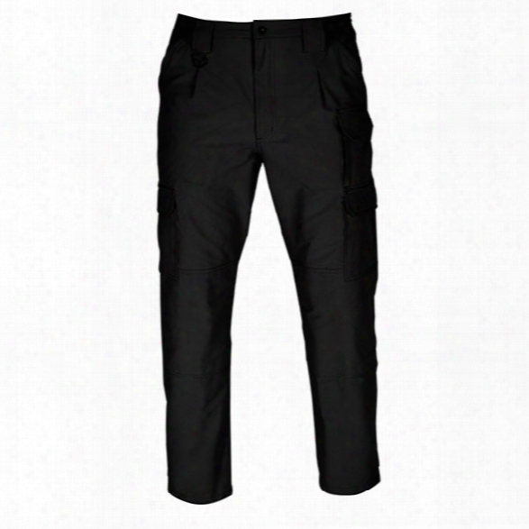 Propper Tactical Stretch Pant, Black, 28 Unhemmed - Black - Male - Included