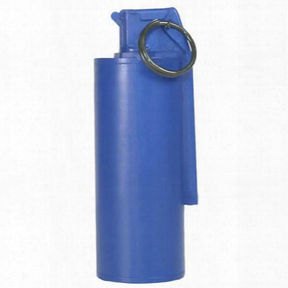 Rings Manufacturing Blue Gun, Def Tech Flash Bang - Blue - Male - Included