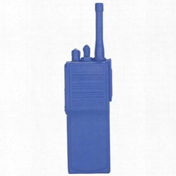 Rings Manufacturing Blue Gun, Motorola Mts2000 Radio - Blue - Male - Included