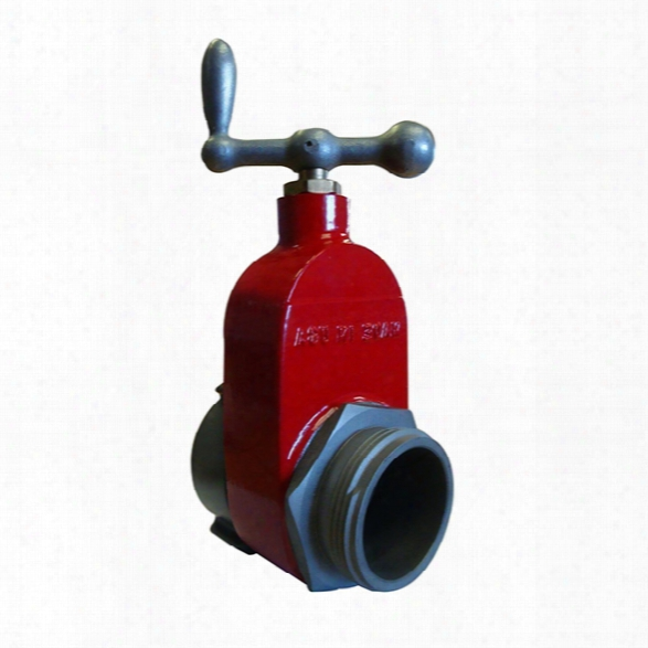 S&h Products Hydrant Gate Valve - Brass - Unisex - Included