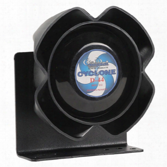 Star Headlight Cyclone™ Speaker W/ Universal Bracket - Male - Included