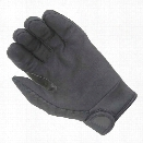 Damascus DSO150H SpecOps Gloves, w/ Kevlar and Hard Knuckles, Black, 2X-Large - Black - Unisex - Included