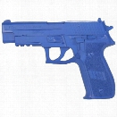 Rings Manufacturing Blue Gun, Sig P226R Training Weapon - Blue - male - Included