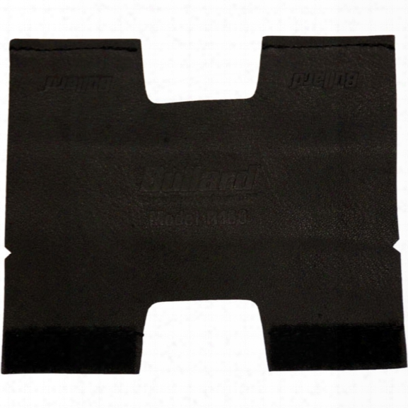 Bullard Leather Ratchet Cover For Px/fx, Ust And Usrx Helmets - Male - Excluded