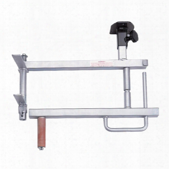 "C&s Supply Coiler For 1"" & 1.5"" Fire Hose, Mount Bracket Included - Unisex - Included"