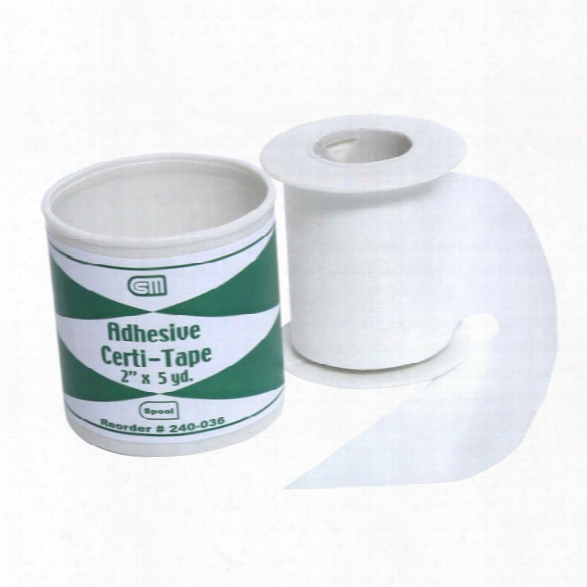 """Certified Safety (12 Rolls) Adhesive Tape, 2"""" X 5 Yards - Unisex - Included"""