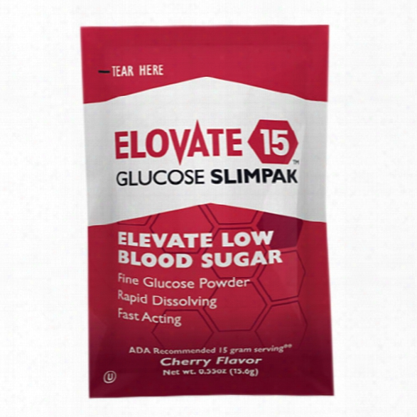 Certified Safety (1/pack) Elovate Glucose Slimpak - Unisex - Included