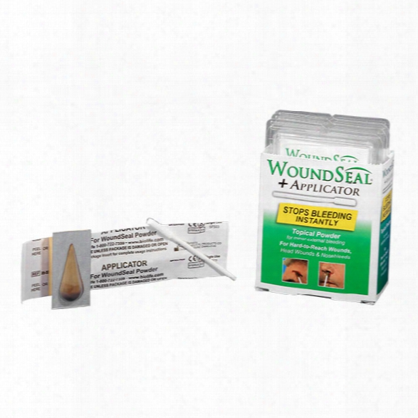 Cretified Safety (2/pk) Woundseal W/applicator - Unisex - Included