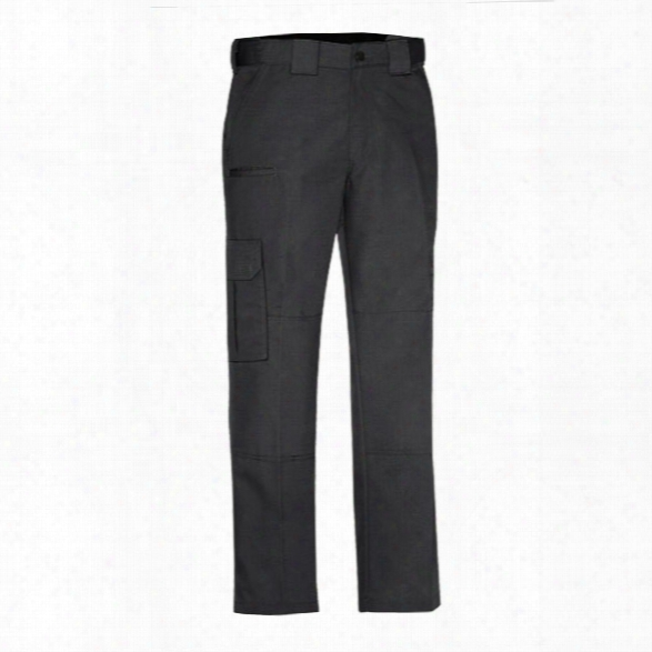 Dickies Lightweight Ripstop Tactical Relaxed Straight Leg Pant, Black, 30 X 30 - Black - Male - Included