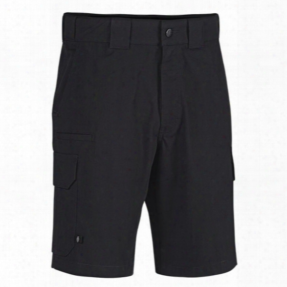 Dickies Stretch Ripstop Tactical Short, Black, 42 - Black - Male - Included