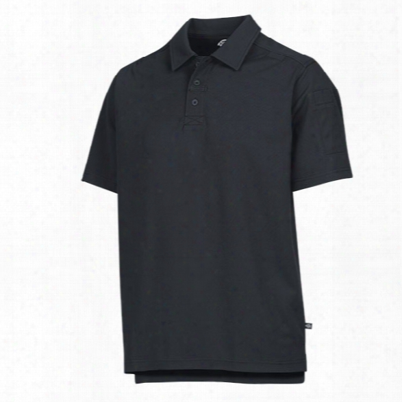 Dickies Tactical Polo, Black, 2x - Black - Male - Included