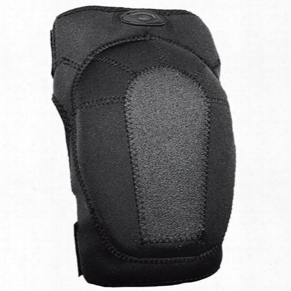 Hatch Nk45 Centurion Neoprene Knee Pads, Black - Black - Unisex - Included