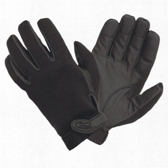 Hatch Ns430 Specialist All-weather Shooting And Duty Glove, Black, 2x-large - Black - Male - Included