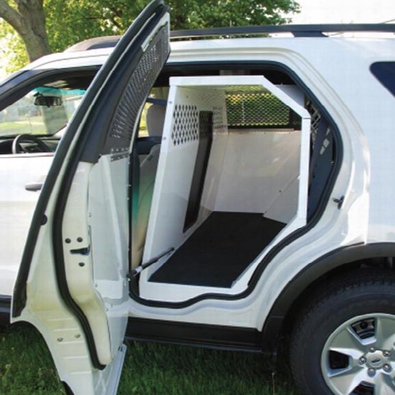 Havis K9 Transport System Insert For Chevrolet Tahoe Gmc Yukon 07-11 - White - Male - Excluded