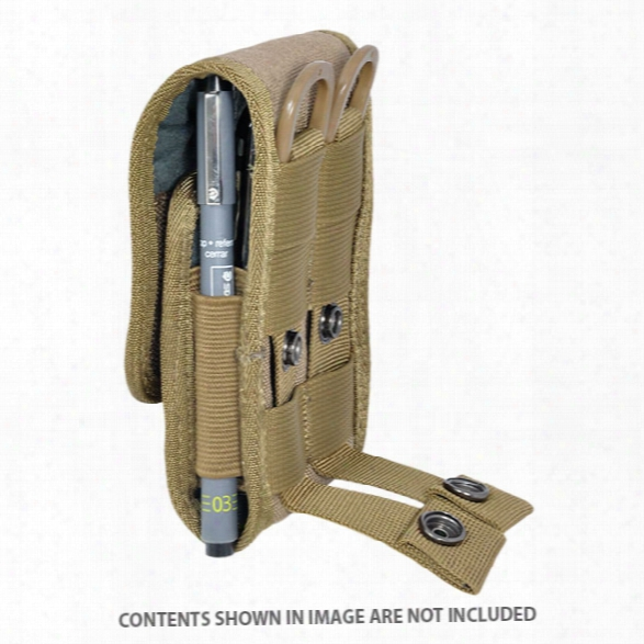 Hazard 4 Big Koala Molle Smart Phone Pouch, Coyote - Brown - Unisex - Included