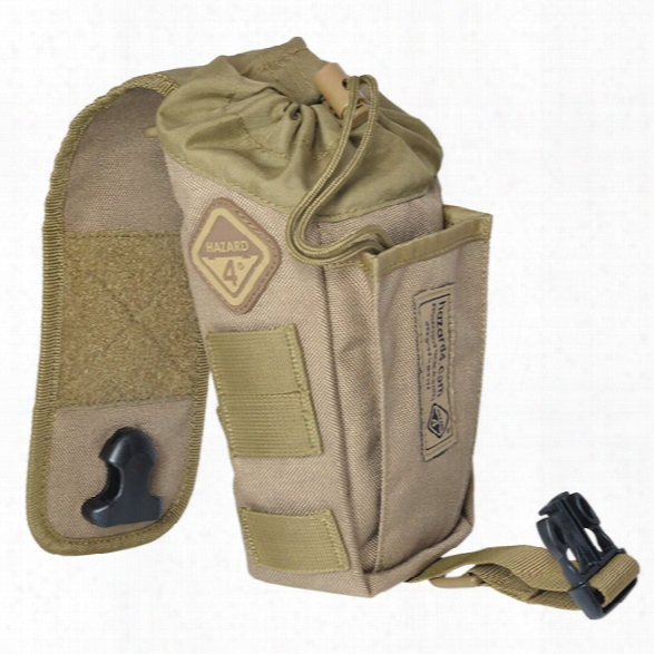 Hazard 4 Flip Bottle/magazine Pouch, Coyote - Brown - Male - Included