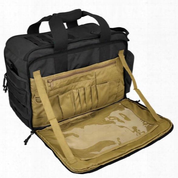 Hazard 4 Spotter Divide-able Range Bag, Black - Black - Male - Included