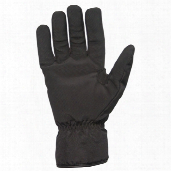 Hwi Tactical & Duty Design Lwg Cold Weather Long Gauntlet Duty Glove, Black, 2x-large - Black - Male - Included