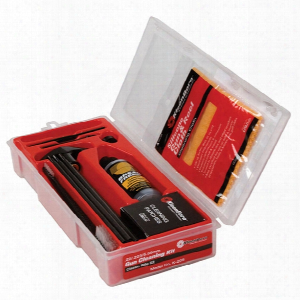 Kleen Bore Gun Cleaning Kit For .22/.223 - Male - Included