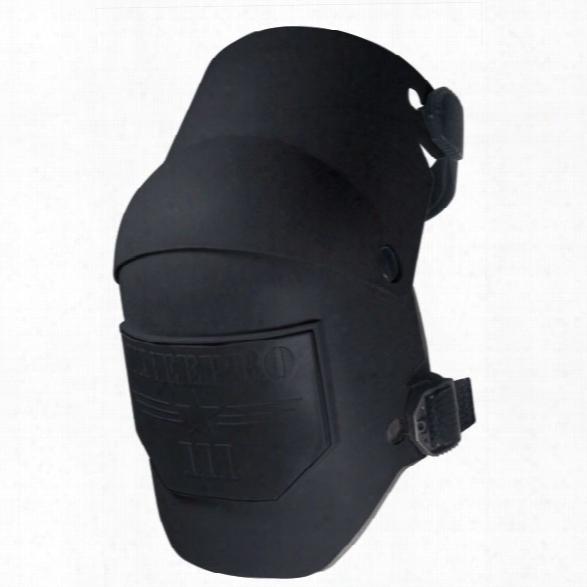 Knee Pro Industries Kp Ultra Flex Iii Knee Pads, Black - Black - Male - Included