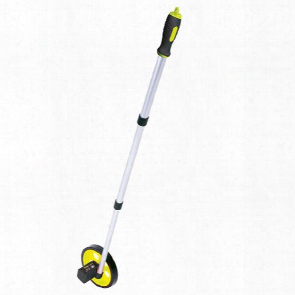 "Komelon 6"" Hi Viz, Measuring Wheel (feet/inches) - Unisex - Included"