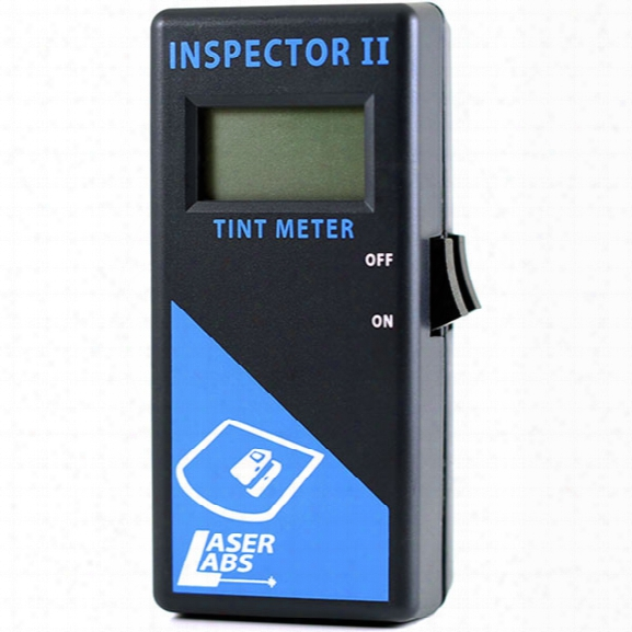 Laser Labs Tint Meter, 2-piece - Inspector Ii - Male - Included