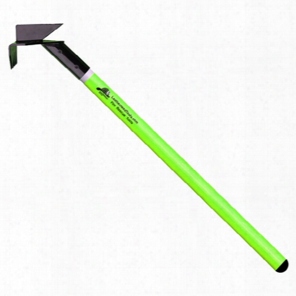 Leatherhead Tools Pro-lite 10ft Drywall Hook, Butt End Handle, Hiviz Lime - Green - Unisex - Included