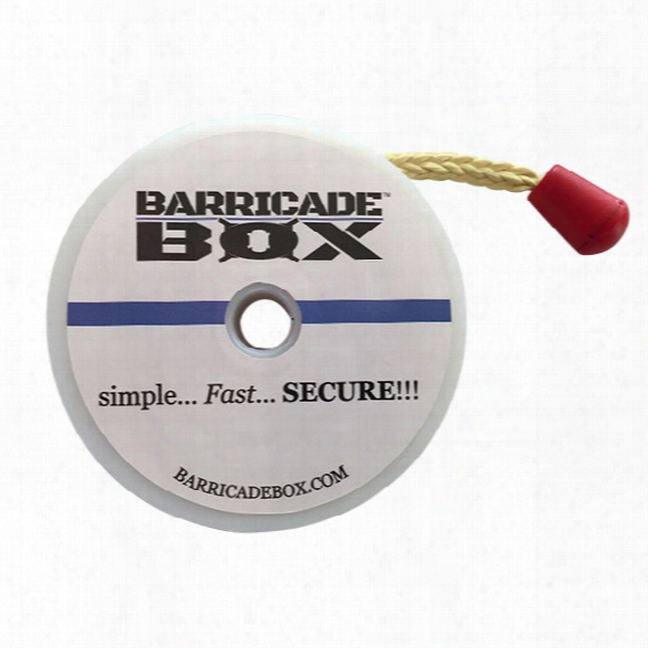 Lockdown International Barricade Box Replacement Spool - Male - Included