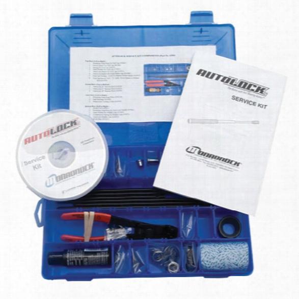 Monadnock Autolock Starter Service Kit - Male - Included