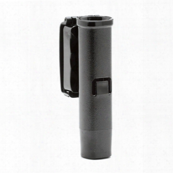"Monadnock Front Draw Holder For Autolock 21"" Batons, 360, Plain Black - Black - Unisex - Included"