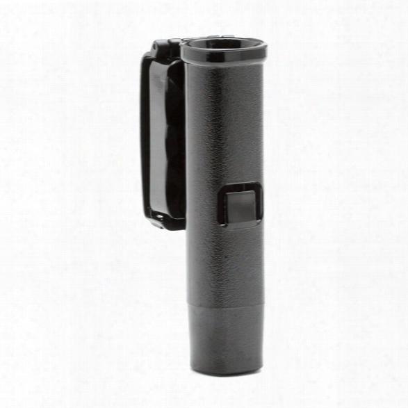 "Monadnock Front Draw Holder For Autolock 21"" Batons, 360, Plain Black - Black - Unisex - Included"