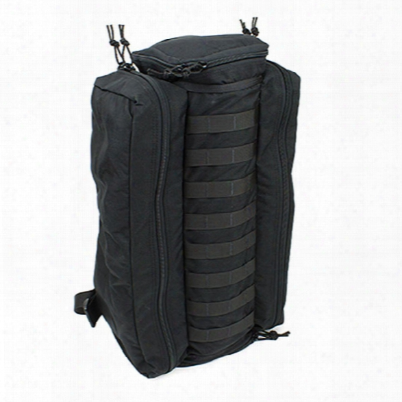 Moore Medical Tacmed Ark Active Shooter Response Bag Only, Black - Black - Unisex - Included