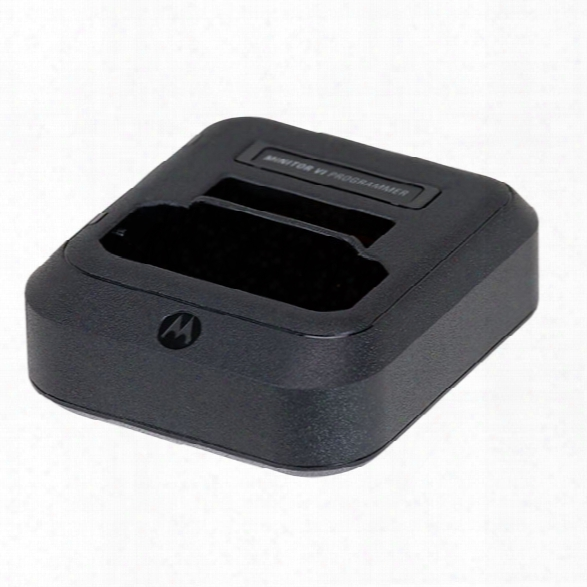 Motorola Standard Charger Kit For Minitor Vi™ Pager - Tan - Unisex - Included